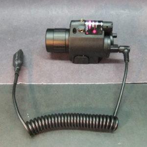 Lasers, Optics, and Sights