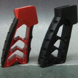 Back In Stock: AR15 AR10 AR Aluminum Skeletonized Minimalist CNC